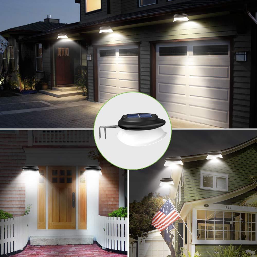 Solar LED Gutter Lights